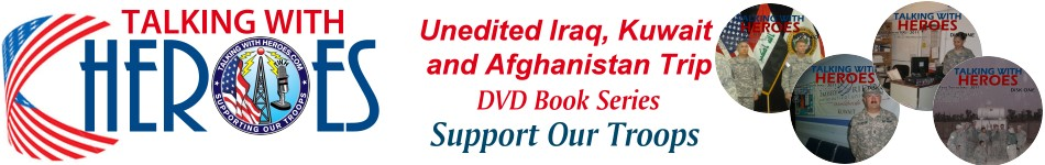 Talking With Heroes DVD Book Series